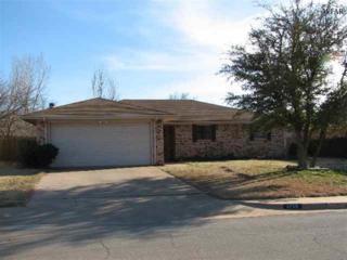 1713  Meadowcliff Drive  , Wichita Falls, TX 76302 (MLS #133996) :: WichitaFallsHomeFinder.com