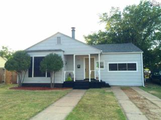 3310  Sherwood Lane  , Wichita Falls, TX 76308 (MLS #133998) :: WichitaFallsHomeFinder.com
