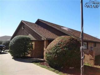 4716  Brookdale Drive  , Wichita Falls, TX 76310 (MLS #134001) :: WichitaFallsHomeFinder.com