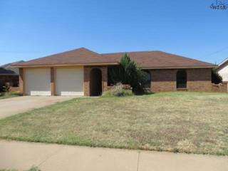 5510  Lucky Lane  , Wichita Falls, TX 76306 (MLS #134002) :: WichitaFallsHomeFinder.com