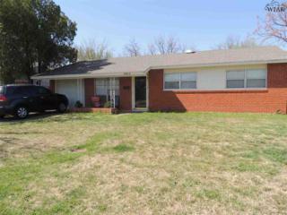 4606  Tradewinds Road  , Wichita Falls, TX 76310 (MLS #134204) :: WichitaFallsHomeFinder.com