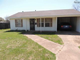 3017  Mcgaha Avenue  , Wichita Falls, TX 76308 (MLS #134210) :: WichitaFallsHomeFinder.com
