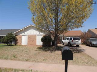 4902  Big Bend Drive  , Wichita Falls, TX 76310 (MLS #134211) :: WichitaFallsHomeFinder.com