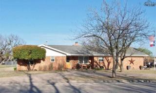 902 S Oak Street  , Archer City, TX 76351 (MLS #134247) :: WichitaFallsHomeFinder.com