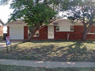 4723  Eden Lane  , Wichita Falls, TX 76306 (MLS #134265) :: WichitaFallsHomeFinder.com