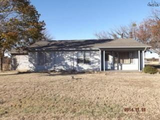 1998  Fm 172  , Bluegrove, TX 76365 (MLS #134652) :: WichitaFallsHomeFinder.com