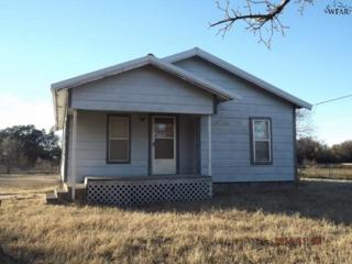 141  Fields Road  , Bluegrove, TX 76365 (MLS #134653) :: WichitaFallsHomeFinder.com