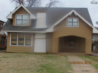 3110  10TH STREET  , Wichita Falls, TX 76309 (MLS #134730) :: WichitaFallsHomeFinder.com