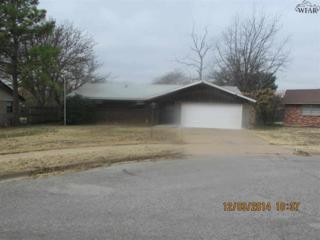 8  Billie Circle  , Wichita Falls, TX 76306 (MLS #134732) :: WichitaFallsHomeFinder.com