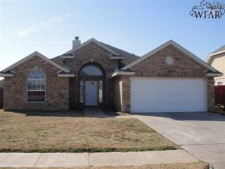 5406  Flo Drive  , Wichita Falls, TX 76302 (MLS #134818) :: WichitaFallsHomeFinder.com