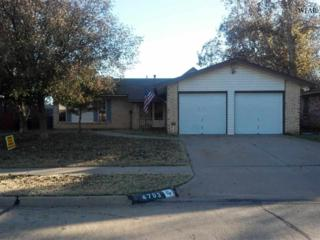 4703  Langford Lane  , Wichita Falls, TX 76308 (MLS #134857) :: WichitaFallsHomeFinder.com