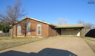 1804  Katherine Drive  , Wichita Falls, TX 76306 (MLS #135564) :: WichitaFallsHomeFinder.com