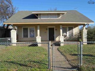 1009  Monroe Street  , Wichita Falls, TX 76309 (MLS #135607) :: WichitaFallsHomeFinder.com