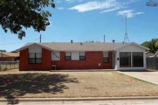 3703  Shasta Drive  , Wichita Falls, TX 76306 (MLS #135686) :: WichitaFallsHomeFinder.com