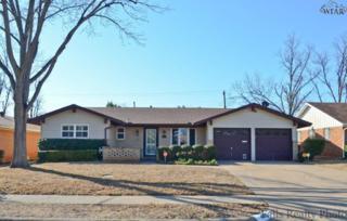 4301  Canberra Drive  , Wichita Falls, TX 76308 (MLS #135910) :: RE/MAX Elite Group - Debra West
