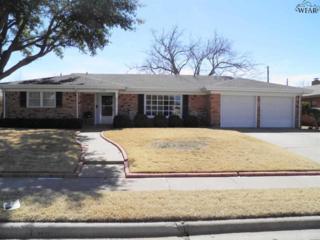 1539  Sweetbriar Drive  , Wichita Falls, TX 76302 (MLS #135939) :: RE/MAX Elite Group - Debra West