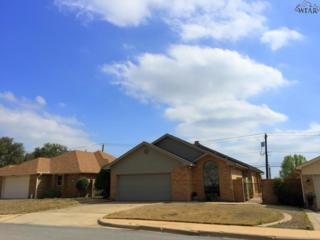 1511  Carol Lane  , Wichita Falls, TX 76302 (MLS #135944) :: RE/MAX Elite Group - Debra West