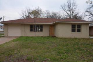 309 W College Street  , Burkburnett, TX 76354 (MLS #135966) :: RE/MAX Elite Group - Debra West