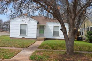 1814  Hayes Street  , Wichita Falls, TX 76309 (MLS #135981) :: RE/MAX Elite Group - Debra West
