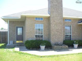 502  Silver Sage Circle  , Burkburnett, TX 76354 (MLS #136033) :: RE/MAX Elite Group - Debra West