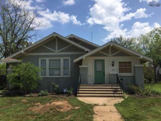 1409  Grant Street  , Wichita Falls, TX 76309 (MLS #136167) :: WichitaFallsHomeFinder.com