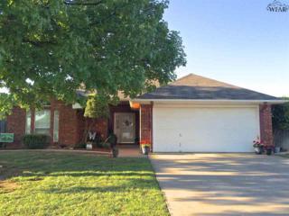5  Ashley Court  , Wichita Falls, TX 76310 (MLS #136272) :: WichitaFallsHomeFinder.com