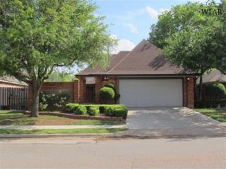 4820  Tortuga Trail  , Wichita Falls, TX 76309 (MLS #136287) :: WichitaFallsHomeFinder.com