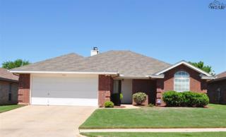 5110  Carlene Drive  , Wichita Falls, TX 76310 (MLS #136288) :: WichitaFallsHomeFinder.com