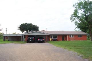 1150  Van Horn Road  , Iowa Park, TX 76367 (MLS #136726) :: WichitaFallsHomeFinder.com