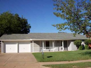 4110  Ruskin Road  , Wichita Falls, TX 76309 (MLS #136742) :: RE/MAX Elite Group - Debra West