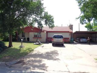 1322 N 4TH STREET  , Iowa Park, TX 76367 (MLS #136751) :: WichitaFallsHomeFinder.com