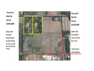 2658 E 53RD NORTH NW 20 ACRES OF 80  , Wichita, KS 67219 (MLS #370448) :: Select Homes - Mike Grbic Team
