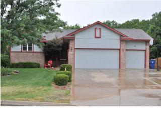 413 N Valley Stream Dr  , Derby, KS 67037 (MLS #370537) :: Graham Realtors