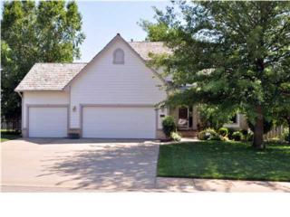 1407 E Meadow Ridge Ct  , Derby, KS 67037 (MLS #371978) :: Select Homes - Mike Grbic Team