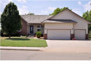 1203 S Arbor Meadows  , Derby, KS 67037 (MLS #372130) :: Select Homes - Mike Grbic Team