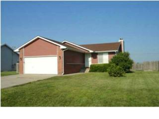 308 N Dacey Ave  , Bentley, KS 67016 (MLS #373019) :: Select Homes - Mike Grbic Team