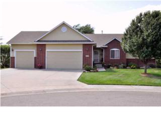 1417 E Hiddenridge Cir  , Derby, KS 67037 (MLS #373559) :: Select Homes - Mike Grbic Team