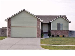 1000 E Splitwood Way St  , Derby, KS 67037 (MLS #373665) :: Select Homes - Mike Grbic Team