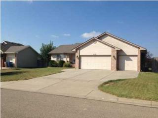 512 E Cheyenne Ct  , Kechi, KS 67067 (MLS #374004) :: Select Homes - Mike Grbic Team