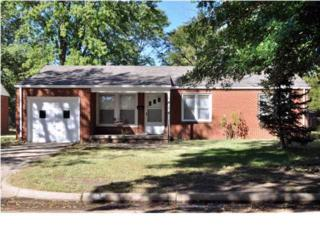 1414 E Donnell  , Wichita, KS 67216 (MLS #374651) :: Select Homes - Mike Grbic Team