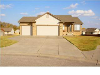 1952 E Glen Hills Ct  , Derby, KS 67037 (MLS #374887) :: Select Homes - Mike Grbic Team