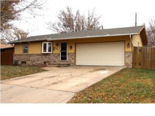 1703  Charleston  , Park City, KS 67219 (MLS #376107) :: Select Homes - Mike Grbic Team