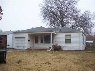 2452 N Burns  , Wichita, KS 67204 (MLS #376108) :: Select Homes - Mike Grbic Team