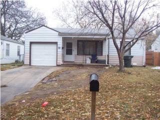 2448 N Burns  , Wichita, KS 67204 (MLS #376113) :: Select Homes - Mike Grbic Team