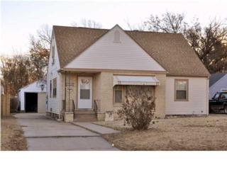 1316  Henry St  , Augusta, KS 67010 (MLS #376205) :: Select Homes - Mike Grbic Team