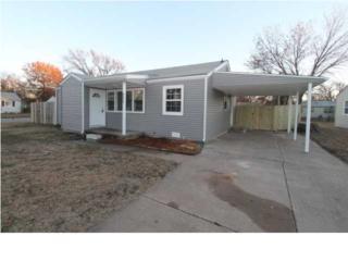 233 S Lamar Ct  , Haysville, KS 67060 (MLS #376207) :: Select Homes - Mike Grbic Team