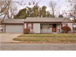1502 E Crowley St  , Wichita, KS 67216 (MLS #376357) :: Select Homes - Mike Grbic Team