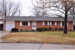7020 W Briarwood Ave  , Wichita, KS 67212 (MLS #376436) :: Select Homes - Mike Grbic Team