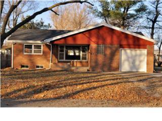 1431 N Baltimore Ave  , Derby, KS 67037 (MLS #376513) :: Select Homes - Mike Grbic Team
