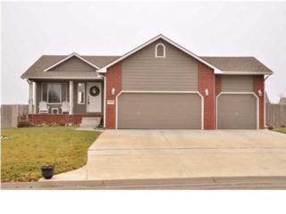 1202 N Oak St  , Goddard, KS 67052 (MLS #376668) :: Select Homes - Mike Grbic Team